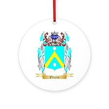 Ottolin Round Ornament