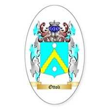 Ottoli Sticker (Oval)
