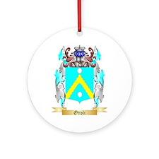 Ottoli Round Ornament