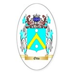 Otto Sticker (Oval 10 pk)