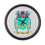 Otto Large Wall Clock