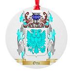 Otto 2 Round Ornament