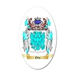 Otto 2 20x12 Oval Wall Decal