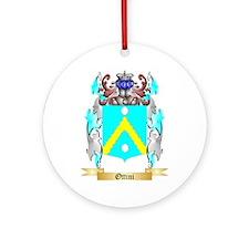 Ottini Round Ornament