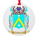 Ottin Round Ornament