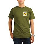 Otter Organic Men's T-Shirt (dark)