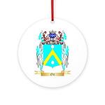 Ott Round Ornament