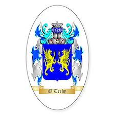 O'Trehy Sticker (Oval)