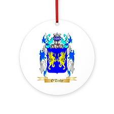 O'Trehy Round Ornament