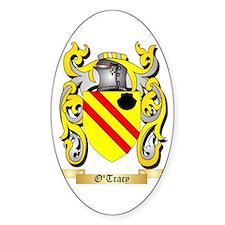 O'Tracy Sticker (Oval)