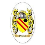 O'Tracy Sticker (Oval 10 pk)