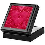 Spirited Rose Heart Keepsake Box