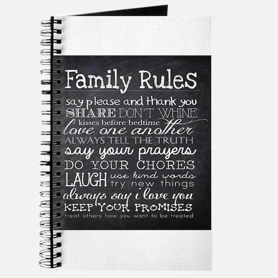 Cute Rules Journal