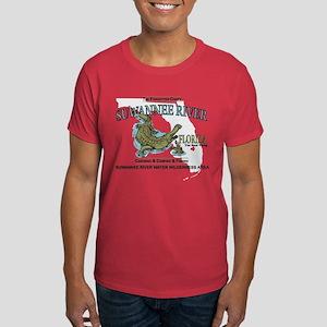 River Gator Dark T-Shirt