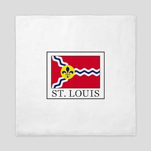 St. Louis Queen Duvet