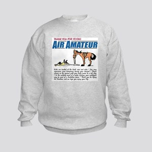 Air Amateur Kids Sweatshirt