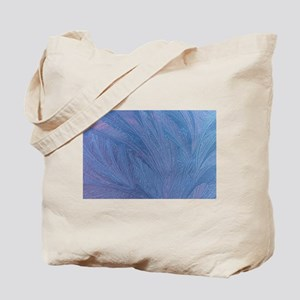 Icy Frost Tote Bag