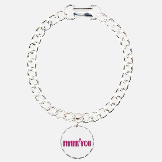 chislpnkthkyou-whitrec.png Charm Bracelet, One Cha