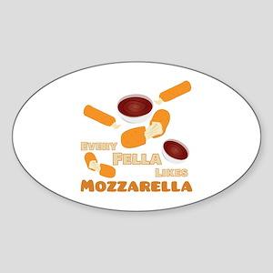 Likes Mozzarella Sticker