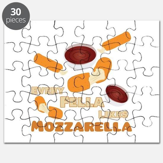Likes Mozzarella Puzzle