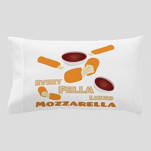 Likes Mozzarella Pillow Case