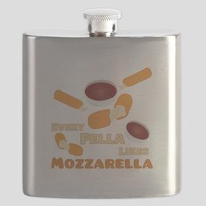 Likes Mozzarella Flask