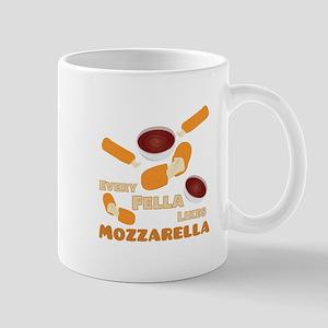 Likes Mozzarella Mugs