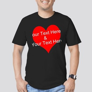 Personalize It - Customize 2 Lines of Text T-Shirt