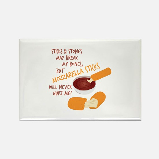 Mozzarella Sticks Magnets
