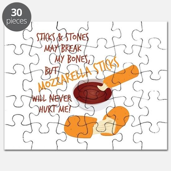 Mozzarella Sticks Puzzle