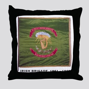Irish Brigade Throw Pillow