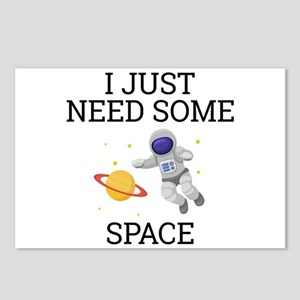 I Need Some Space Postcards (Package of 8)