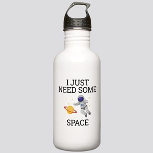 I Need Some Space Water Bottle