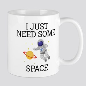 I Need Some Space Mugs