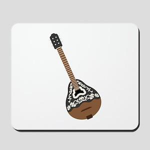 Bouzouki Guitar Mousepad