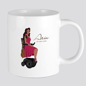 Aria by Dare Angels Mugs