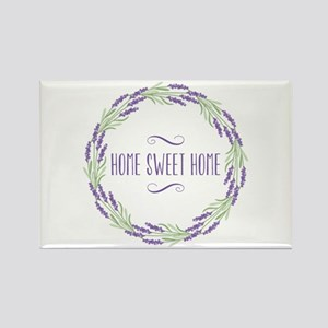 Home Sweet Home Wreath Magnets