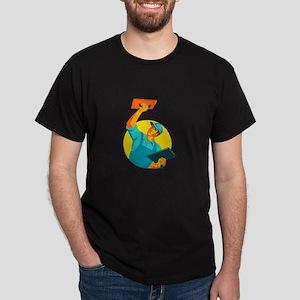 Plasterer Masonry Trowel WPA T-Shirt