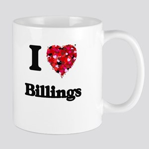 I love Billings Montana Mugs
