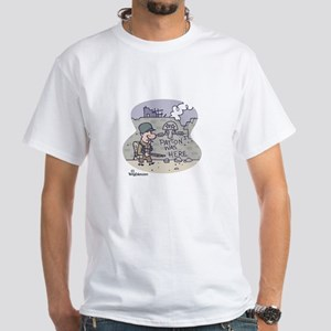 Patton Was Here T-Shirt