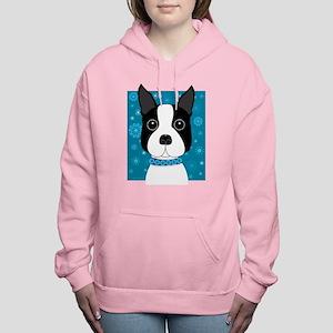Winter Boston Terrier Sweatshirt