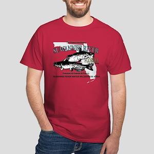 River Cat Dark T-Shirt