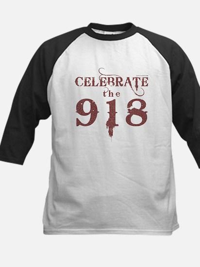 Celebrate 918 Kids Baseball Jersey