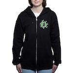 Splat Autism Women's Zip Hoodie