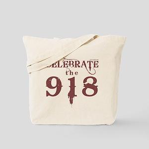 Celebrate 918 Tote Bag