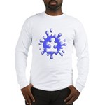Splat Autism Long Sleeve T-Shirt