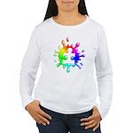 Splat Autism Long Sleeve T-Shirt