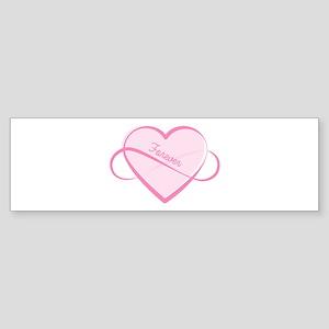 Forever Love Bumper Sticker