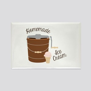 Homemade Ice Cream Magnets