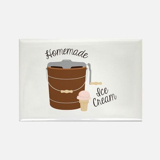 Homemade Ice Cream Magnets